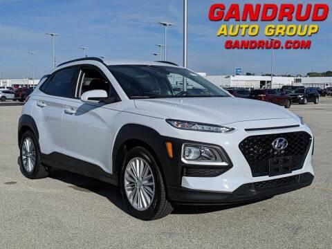 2020 Hyundai Kona for sale at Gandrud Dodge in Green Bay WI