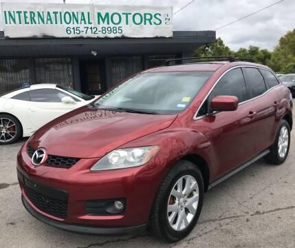 2008 Mazda CX-7 for sale at International Motors Inc. in Nashville TN