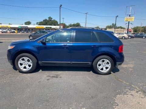 2012 Ford Edge for sale at University Auto Sales in Cedar City UT