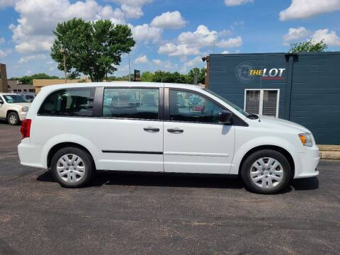 2015 Dodge Grand Caravan for sale at THE LOT in Sioux Falls SD