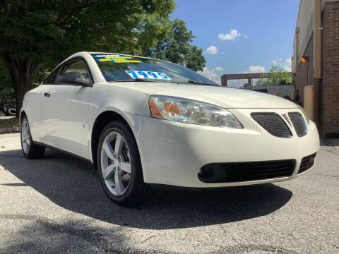 2008 Pontiac G6 for sale at Active Auto Sales Inc in Philadelphia PA
