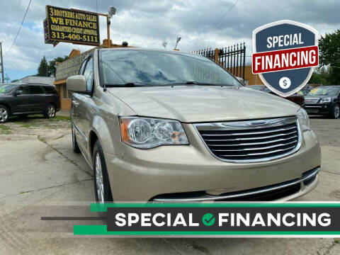 2015 Chrysler Town and Country for sale at 3 Brothers Auto Sales Inc in Detroit MI