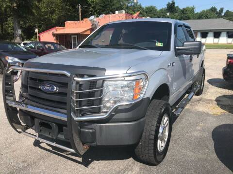 2012 Ford F-150 for sale at RVA Automotive Group in North Chesterfield VA