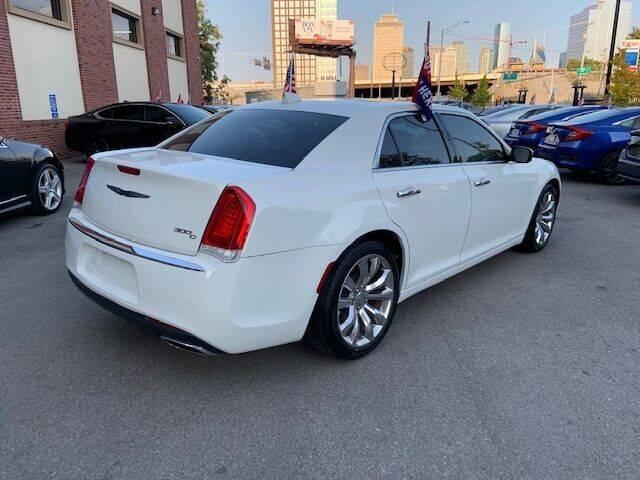 2017 Chrysler 300 C 4dr Sedan - Nashville TN