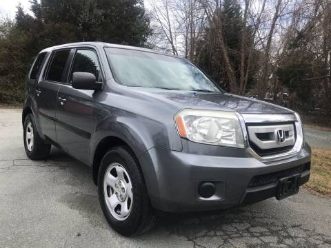 2011 Honda Pilot for sale at Pristine AutoPlex in Burlington NC