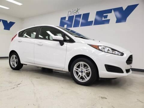 2019 Ford Fiesta for sale at HILEY MAZDA VOLKSWAGEN of ARLINGTON in Arlington TX