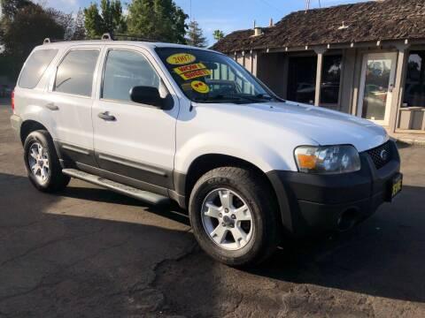 2007 Ford Escape for sale at Devine Auto Sales in Modesto CA