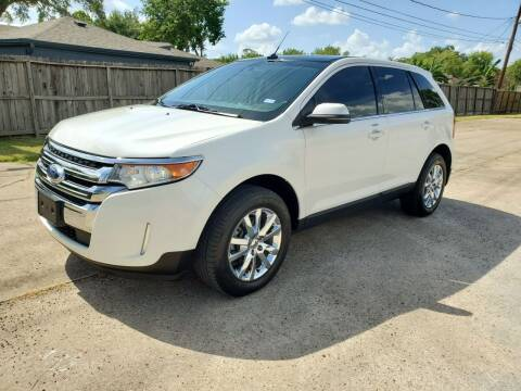 2013 Ford Edge for sale at MOTORSPORTS IMPORTS in Houston TX
