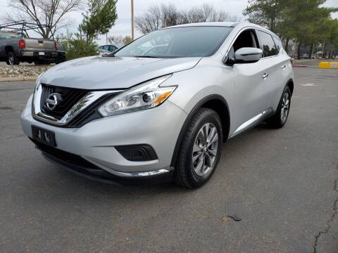2016 Nissan Murano for sale at Matador Motors in Sacramento CA