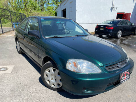 2000 Honda Civic for sale at JerseyMotorsInc.com in Teterboro NJ