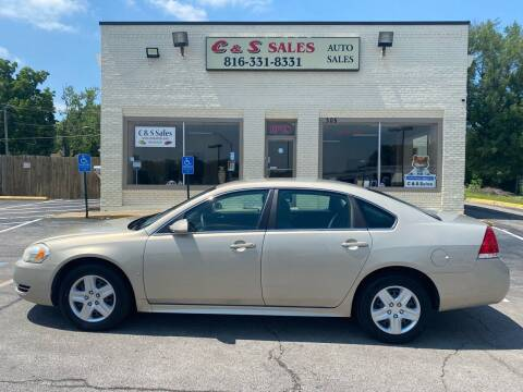 2010 Chevrolet Impala for sale at C & S SALES in Belton MO