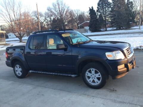 2007 Ford Explorer Sport Trac for sale at Bam Motors in Dallas Center IA
