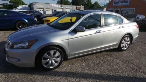 2008 Honda Accord for sale at Unlimited Auto Sales in Upper Marlboro MD