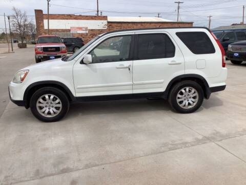 2005 Honda CR-V for sale at Paris Fisher Auto Sales Inc. in Chadron NE