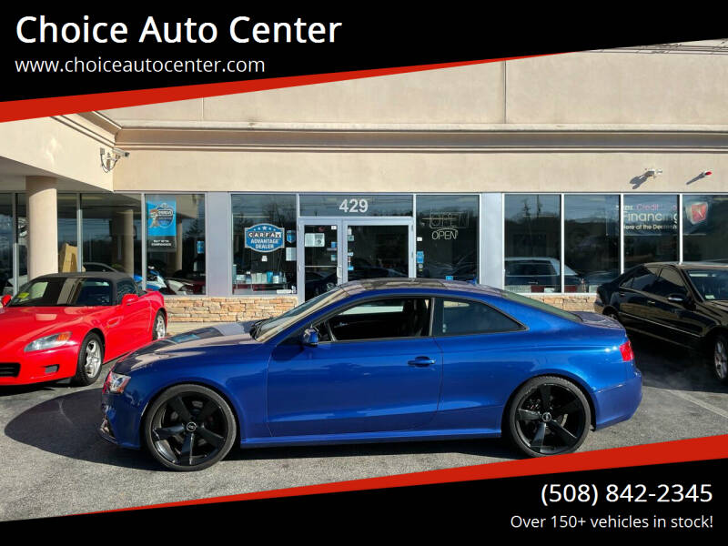 2013 Audi RS 5 for sale at Choice Auto Center in Shrewsbury MA