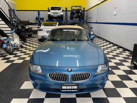 2005 BMW Z4 for sale at Euro Auto Sport in Chantilly VA
