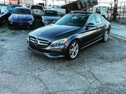 2015 Mercedes-Benz C-Class for sale at First Union Auto in Seattle WA