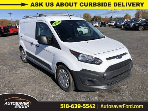 2018 Ford Transit Connect Cargo for sale at Autosaver Ford in Comstock NY