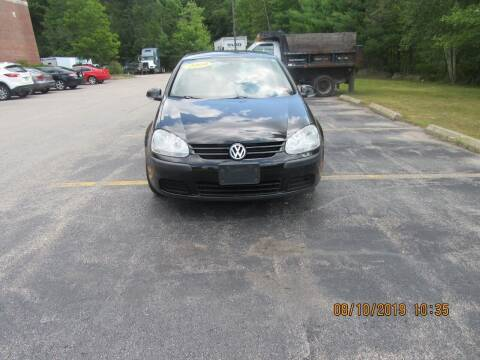 2009 Volkswagen Rabbit for sale at Heritage Truck and Auto Inc. in Londonderry NH