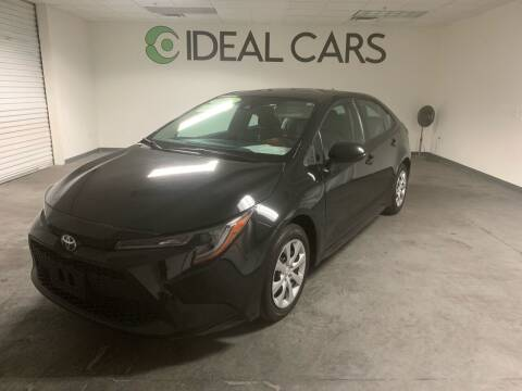 2021 Toyota Corolla for sale at Ideal Cars Atlas in Mesa AZ
