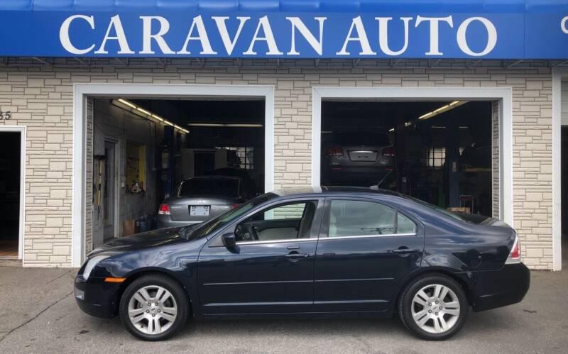 2009 Ford Fusion for sale at Caravan Auto in Cranston RI