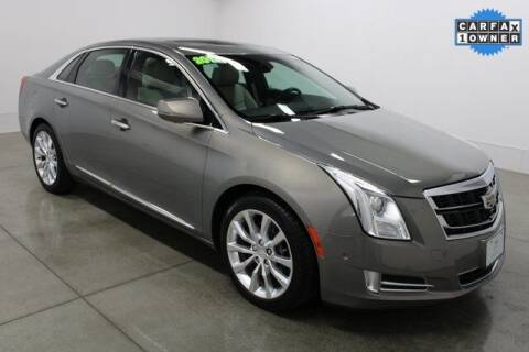 2017 Cadillac XTS for sale at Bob Clapper Automotive, Inc in Janesville WI