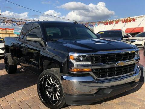 2018 Chevrolet Silverado 1500 for sale at Cars of Tampa in Tampa FL