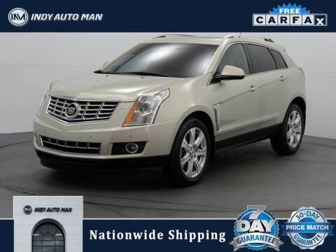 2014 Cadillac SRX for sale at INDY AUTO MAN in Indianapolis IN