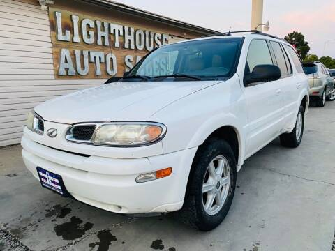 2004 Oldsmobile Bravada for sale at Lighthouse Auto Sales LLC in Grand Junction CO