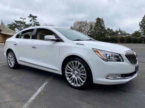 2015 Buick LaCrosse for sale at California Diversified Venture in Livermore CA