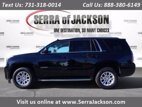 2017 GMC Yukon for sale at Serra Of Jackson in Jackson TN