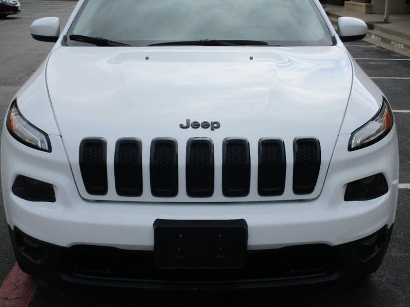 2017 Jeep Cherokee 4x4 Limited 4dr SUV - Dallas TX