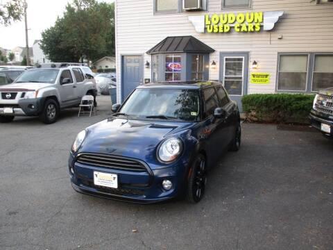 2017 MINI Hardtop 4 Door for sale at Loudoun Used Cars in Leesburg VA