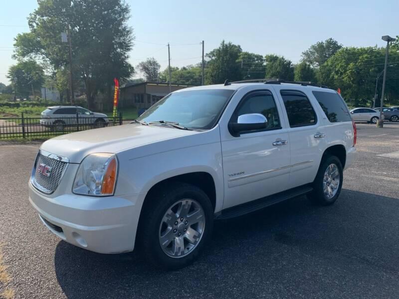 2011 GMC Yukon for sale at Brannon Motors Inc in Marshall TX