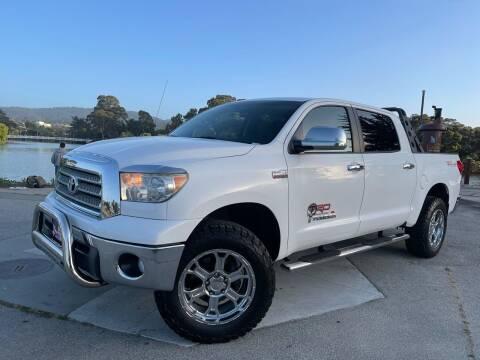 2008 Toyota Tundra for sale at Dodi Auto Sales in Monterey CA
