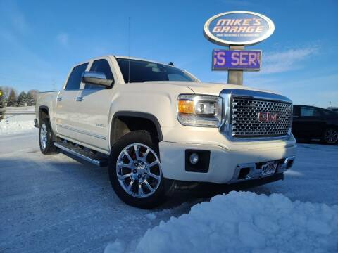 2014 GMC Sierra 1500 for sale at Monkey Motors in Faribault MN