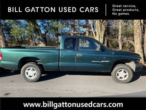 1999 Dodge Dakota for sale at Bill Gatton Used Cars in Johnson City TN