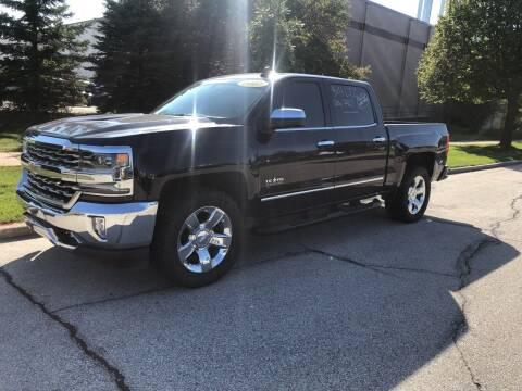 2017 Chevrolet Silverado 1500 for sale at Scott's Automotive in West Allis WI