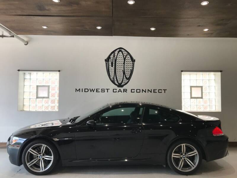 2007 BMW M6 for sale at Midwest Car Connect in Villa Park IL