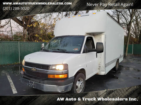 2011 Chevrolet Express Cutaway for sale at AW Auto & Truck Wholesalers  Inc. in Hasbrouck Heights NJ