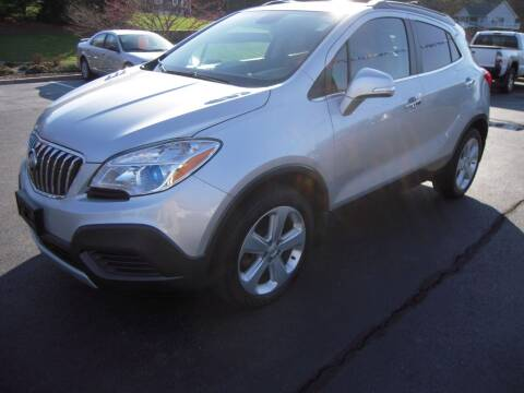 2015 Buick Encore for sale at 1-2-3 AUTO SALES, LLC in Branchville NJ