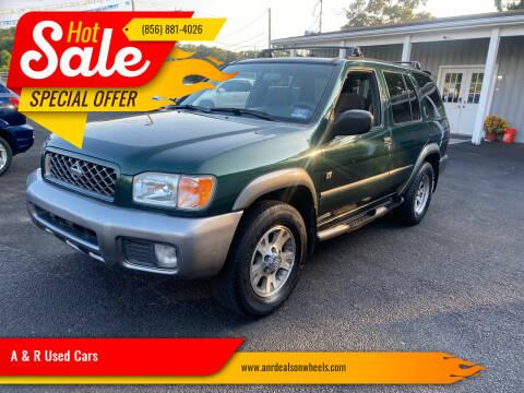 1999 Nissan Pathfinder for sale at A & R Used Cars in Clayton NJ