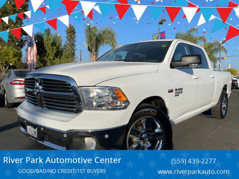 2019 RAM Ram Pickup 1500 Classic for sale at River Park Automotive Center in Fresno CA