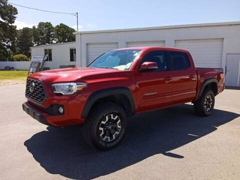 2020 Toyota Tacoma for sale at Auto Finance of Raleigh in Raleigh NC