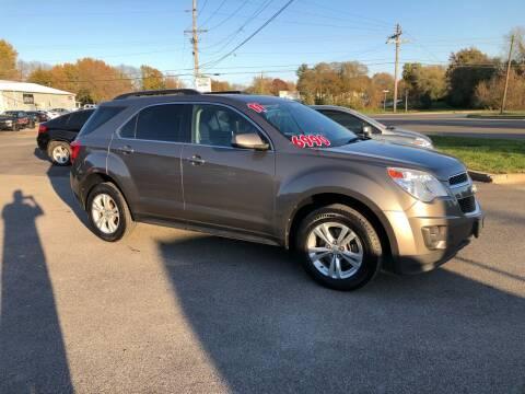 2011 Chevrolet Equinox for sale at Bob's Imports in Clinton IL