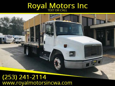 1999 Freightliner FL50 for sale at Royal Motors Inc in Kent WA