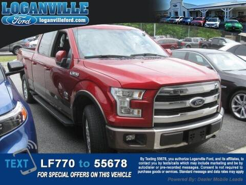 2017 Ford F-150 for sale at Loganville Ford in Loganville GA