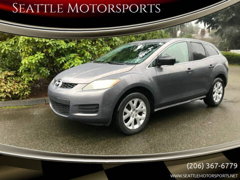 2007 Mazda CX-7 for sale at Seattle Motorsports in Shoreline WA