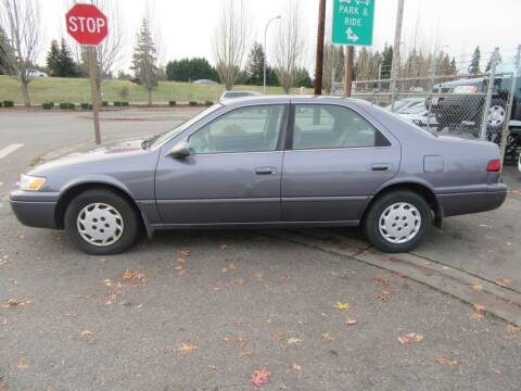 1998 Toyota Camry for sale at Car Link Auto Sales LLC in Marysville WA