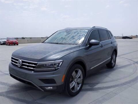2018 Volkswagen Tiguan for sale at Camelback Volkswagen Subaru in Phoenix AZ